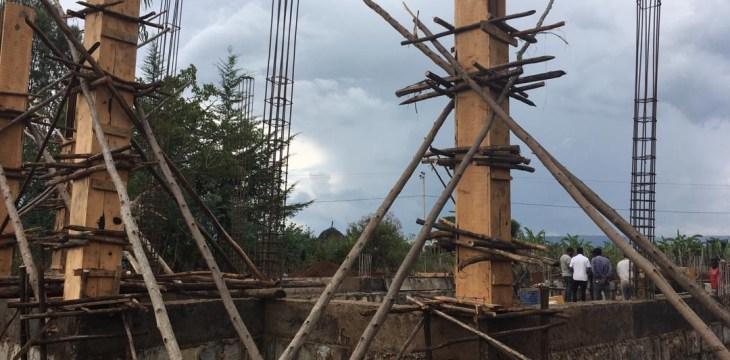 Stato avanzamento lavori chiesa Etiopia 02