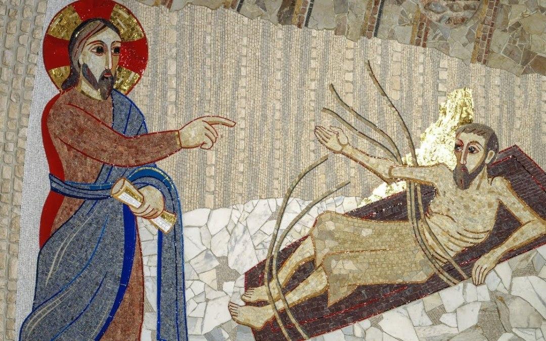 Santa Messa per gli ammalati e Unzione degli infermi