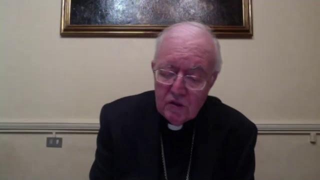 La Meditazione dell'Arcivescovo Nosiglia