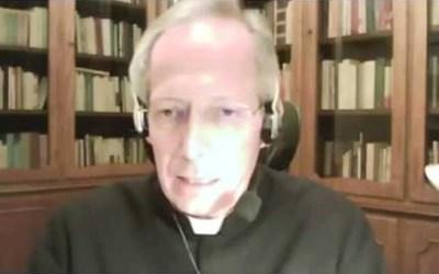 La testimonianza di Mons. Marini, cerimoniere di Papa Francesco