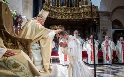 Ordinazione di don Pietro Paiusco