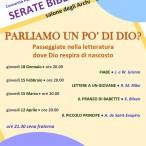 MANIFESTO SERATE BIBLICHE 2017-2018 NEW gennaio1
