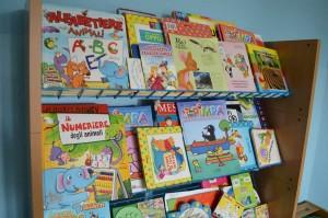 Biblioteca della scuola