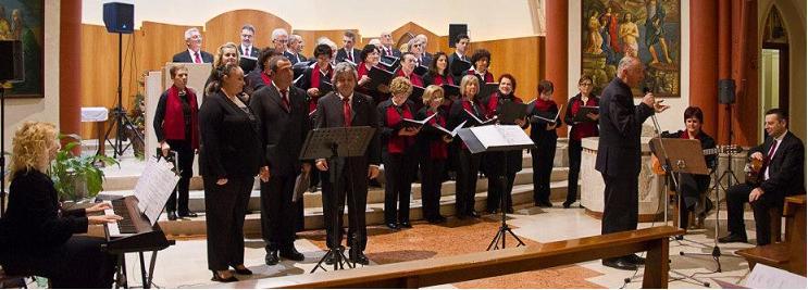 Concerto del Coro Città di Morciano
