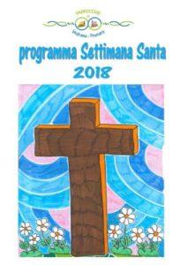 Programma della Settimana Santa – Vedrana e Prunaro