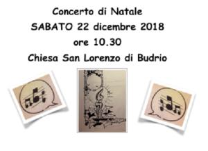Concerto di Natale dell'I.C. di Budrio