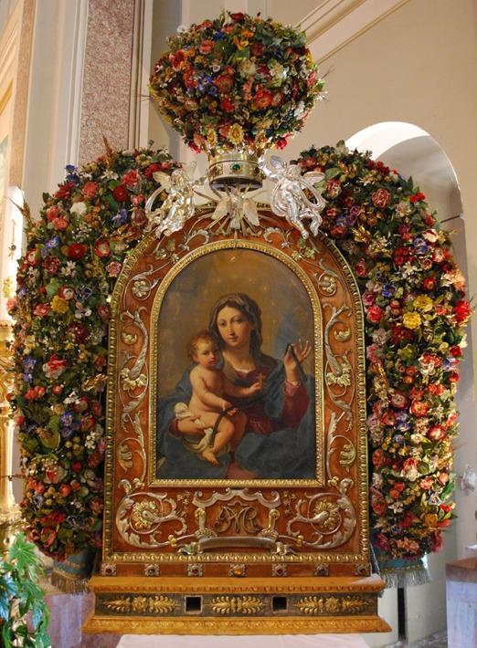 Madonna della cintura: origini della devozione