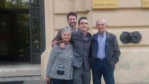 Simone Baroncini e il percorso per l'ordinazione sacerdotale