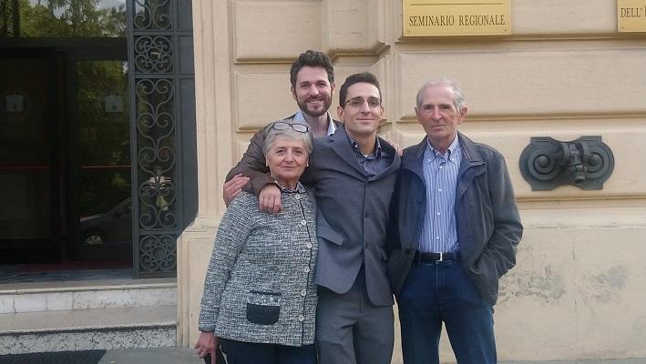 Read more about the article Simone Baroncini e il percorso per l'ordinazione sacerdotale