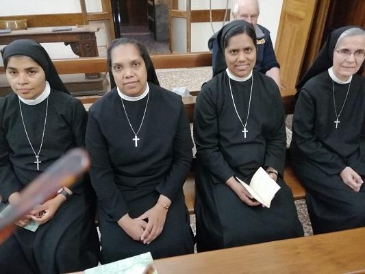 La nuova comunità delle Suore Serve di Maria di Budrio