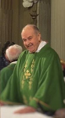 Ultimo saluto a padre Luigi
