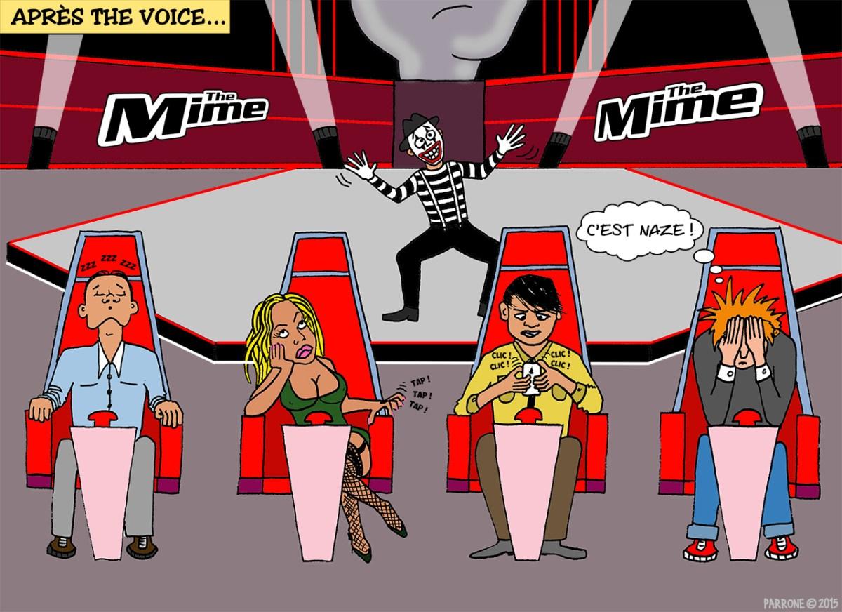 Après the voice