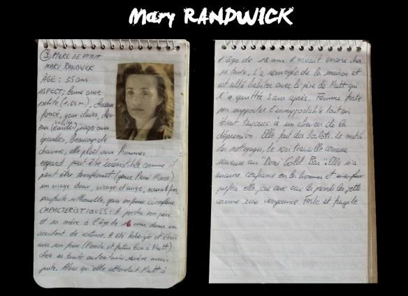 Mary Randwick