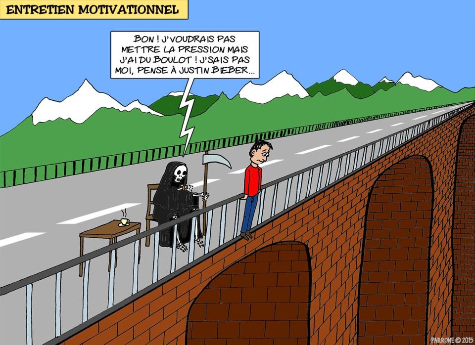 Entretien motivationnel