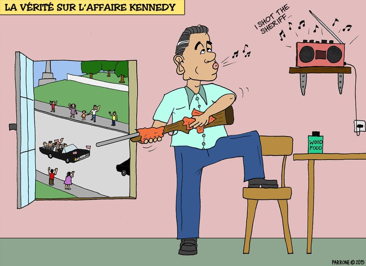 La vérité sur l'affaire Kennedy