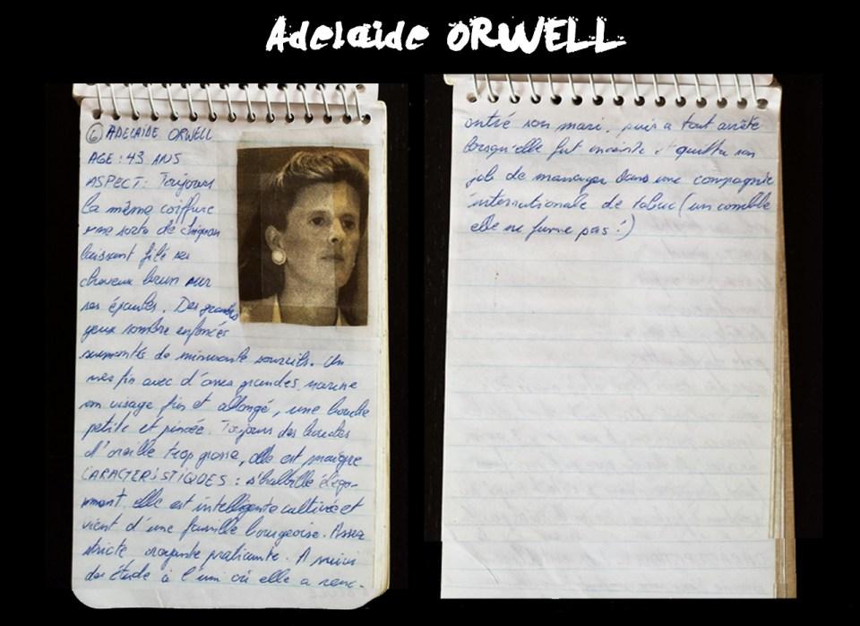 Adelaide Orwell