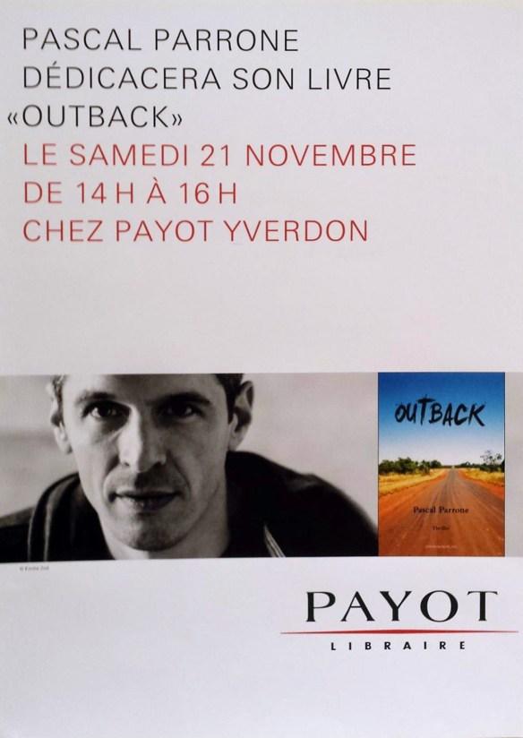 Dédicaces Payot