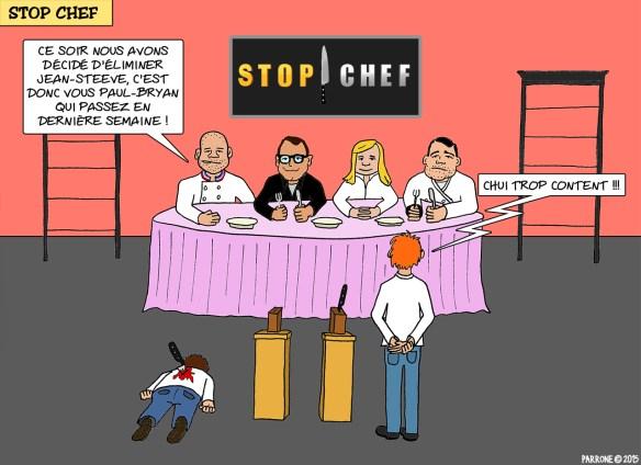 Stop chef