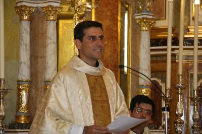 Nuevo parroco de La Vilavella