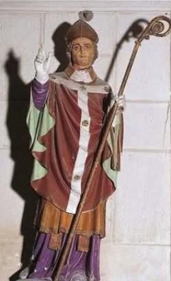 svet Bilij - škof in mučenec