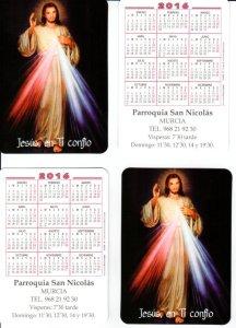 Pulsando en la foto se puede ver el calendario de bolsillo de nuestra Parroquia para el 2016.