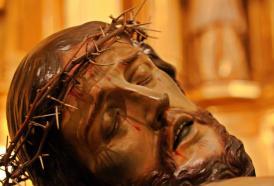 Descendimiento.Besapié.Cristo Amparo.2016.10