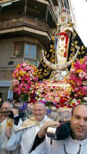 Misa huertana.Virgen de la Fuensanta.(29-3-2016).4