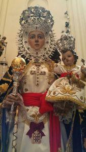 Misa huertana.Virgen de la Fuensanta.(29-3-2016).5