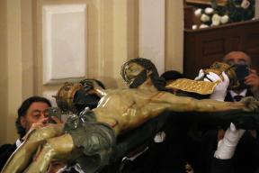 Descendimiento Stmo. Cristo del Amparo.(5-4-2017).011