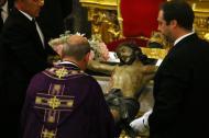 Descendimiento Stmo. Cristo del Amparo.(5-4-2017).018