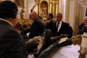 Descendimiento Stmo. Cristo del Amparo.(5-4-2017).021