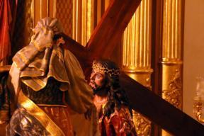 Traslado Ntro. Padre Jesús del Gran Poder.(5-4-2017).035