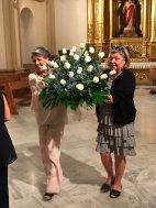 Cofradía.Oración y ofrenda de flores.(15-6-2017).006