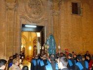 Vía Crucis.Cofradía.(16-2-2018).13