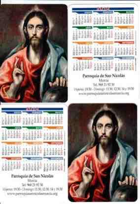 02.Esc.Calendario de bolsillo 2019