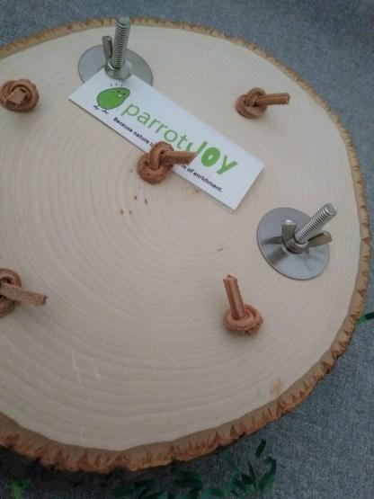 large wood bird toys