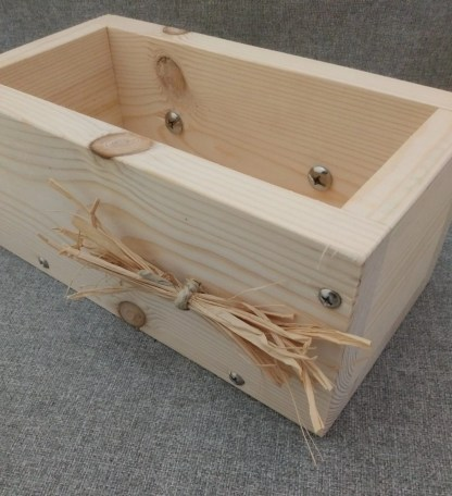wood toy box for parrots