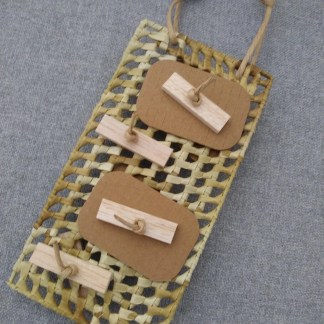 natural foraging toys