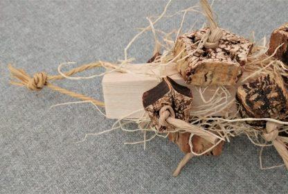 balsa wood bird toys