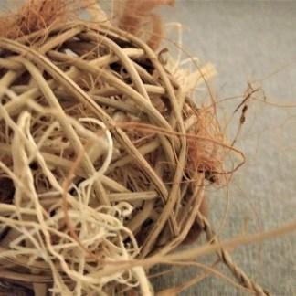 nesting ball for wild birds
