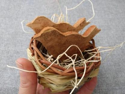 coconut birds foot toys