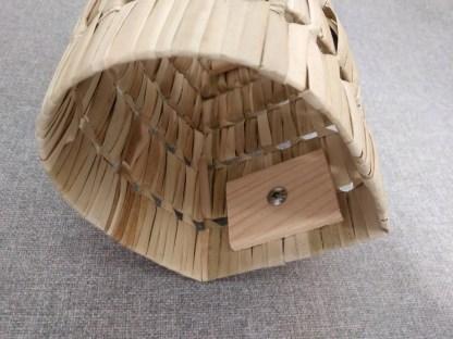 alternative to fabric sleep tent for birds