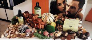 Vetrina autunno con Kit Anticaduta capelli