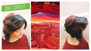 GRAND CANYON, un colore dettato dalla natura!