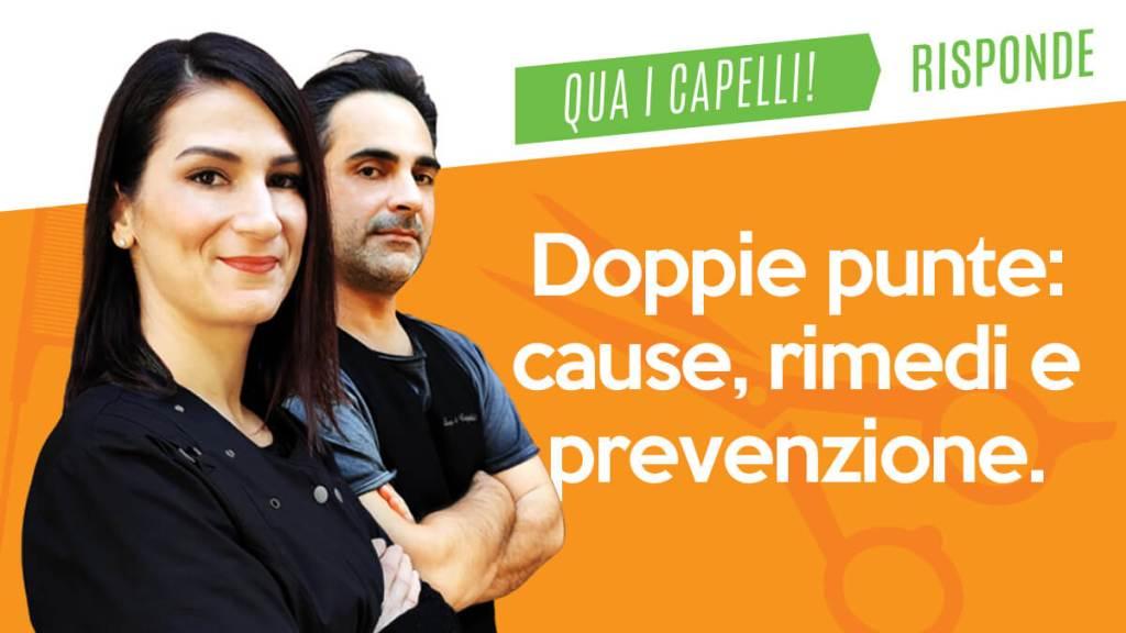 Doppie punte: cause, rimedi e prevenzione.