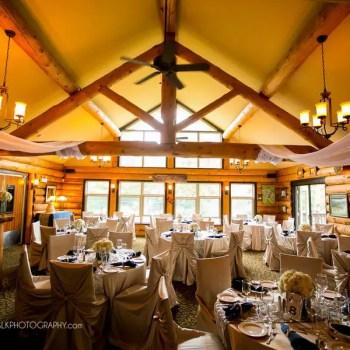 Log Cabin Dining Room