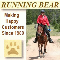 Running Bear Tack - UPDATE: 2/7/21