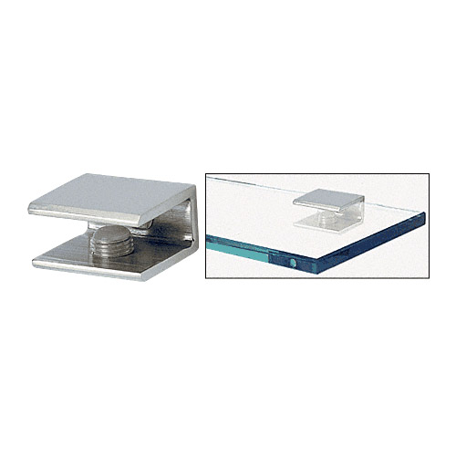 Shelf clamp, square
