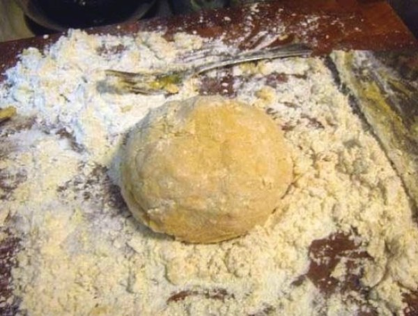 Homemade Pasta Dough for Lasagna