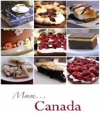 White-Maple Mousse Chocolate Chip Nanaimo Bars